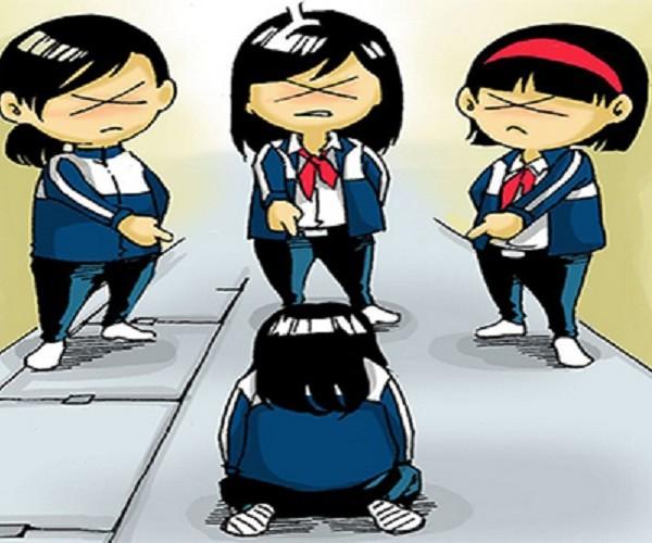 Bạo hành trường học ở Nhật