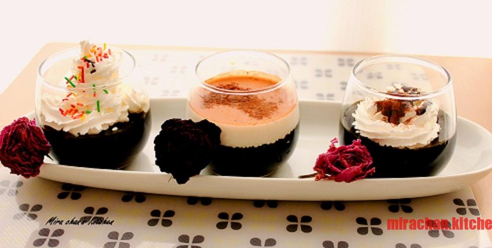 Cách làm thạch jelly cà phê