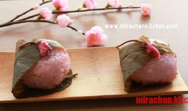 Sakura Mochi - 桜餅