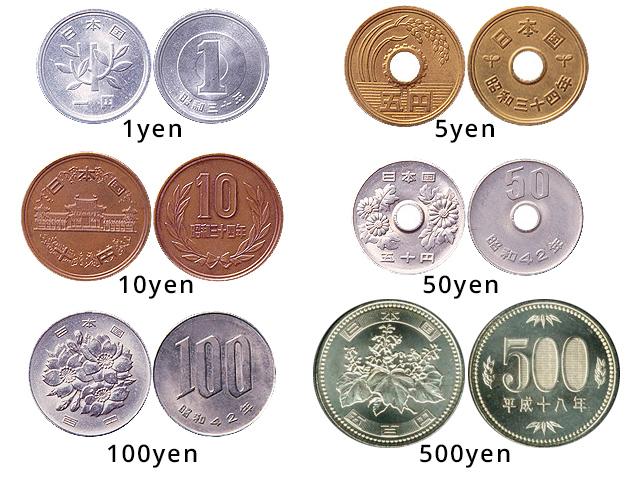 Đồng 5 Yen của Nhật