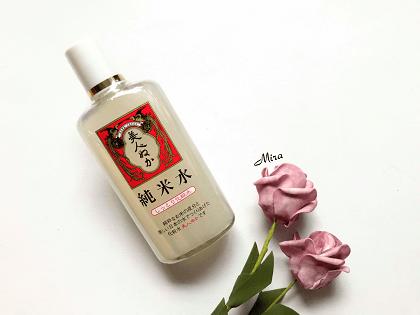 Nước hoa hồng cám gạo Bijin Nuka