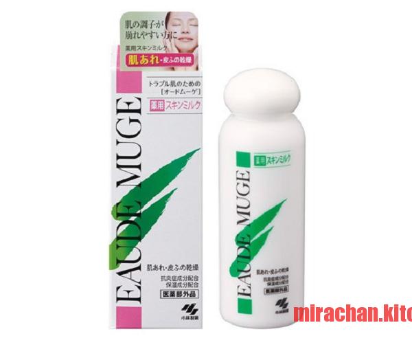 Eau de Muge – Medicated Acnes Skin Milk