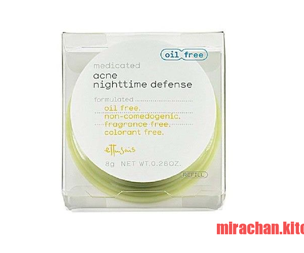 Medicated Acnes Nighttime Defense Powder (Ettusais)