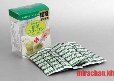Trà xanh collagen – Greentea collagen