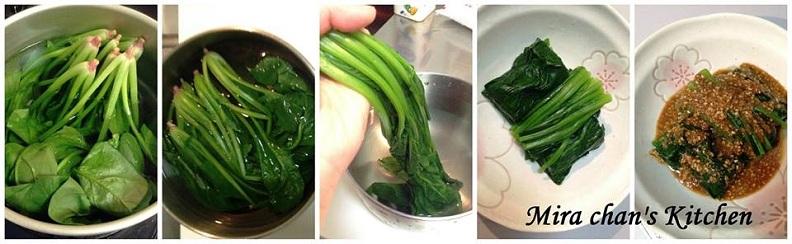 Spinach - thần dược của Popeye , thần dược của bà bầu