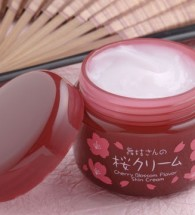 Cherry Blossom Skin cream of geisha