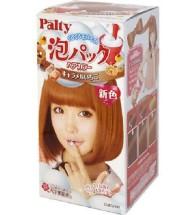Palty – thuốc nhuộm tóc dạng bọt của Nhật