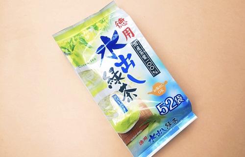 Trà xanh túi lọc của Nhật