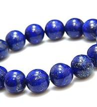 Vòng đá phong thủy xanh Lapis Lazuli