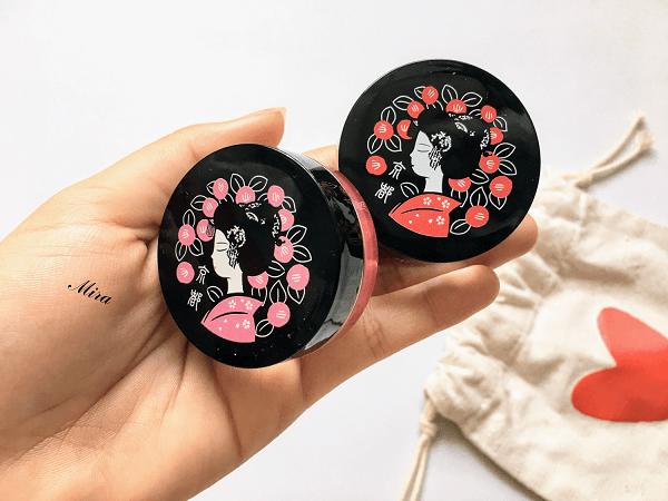 Trang điểm theo phong cách Geisha