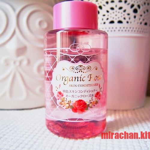 Organic Rose Skin Conditioner