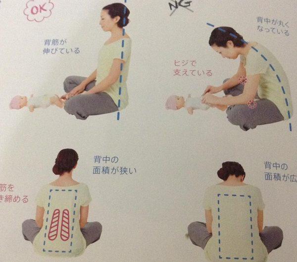 Phụ nữ Nhật Bản ở cử sau sinh như thế nào