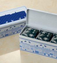 Bánh Shiroi Koibito hộp thiếc ( White Chocolate , hộp 27 cái socola trắng)