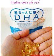 DHA cho bà bầu của Nhật