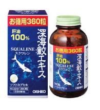 Viên uống sụn vi cá mập Squalene Orihiro