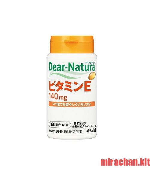 Viên uống Vitamin E