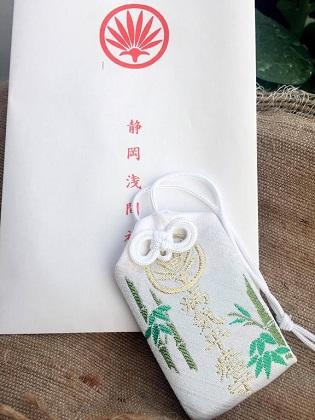 Bùa Omamori sức khoẻ