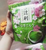 Sakura Matcha latte 180gr