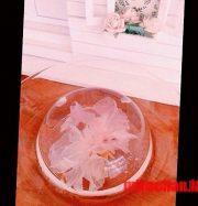 Set KM Rau câu giọt nước, Rượu và hoa anh đào ngâm muối