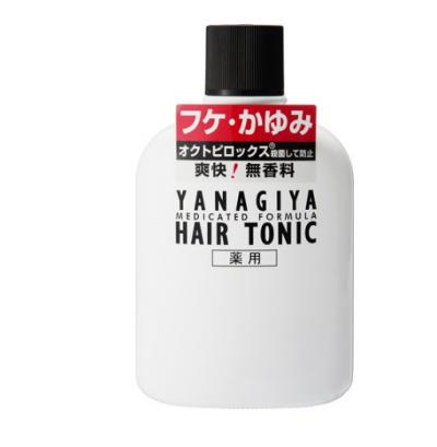 Yanagiya Medicated Hair Tonic