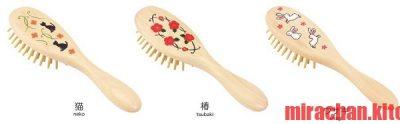 Lược gỗ Tsuge