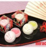 Son dưỡng ẩm môi hình Thỏ Ngọc – Usagi Daifuku