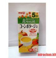 Soup bắp Meiji dành cho bé ăn dặm