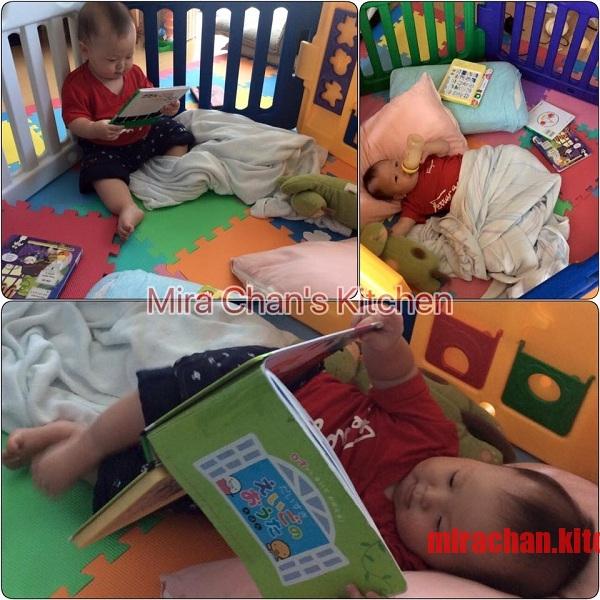Tạo thói quen và sở thích đọc sách cho bé
