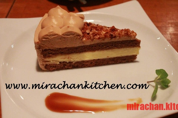 Shio Caramel Cake