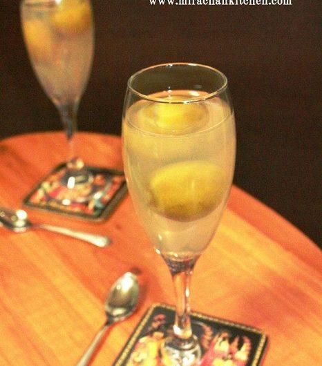 Umeshu jelly – Jelly rượu mơ