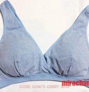 Áo ngực dành cho bà bầu và cho con bú màu xanh Blue