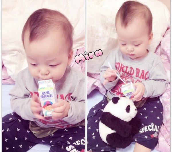 Nên cho em bé uống sữa bò hay sữa bột