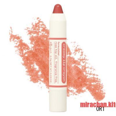 Ettusais creamy lip crayon