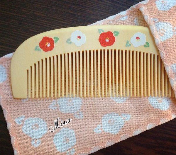 Cách dưỡng tóc của người Nhật bằng dầu hoa trà