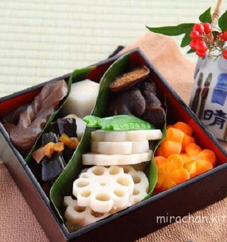 Món ăn ngày Tết ở Nhật