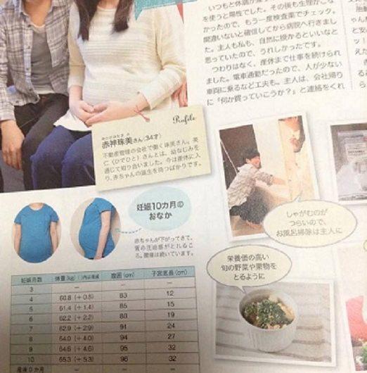 Cách tính cân nặng lý tưởng của phụ nữ Nhật Bản khi mang thai