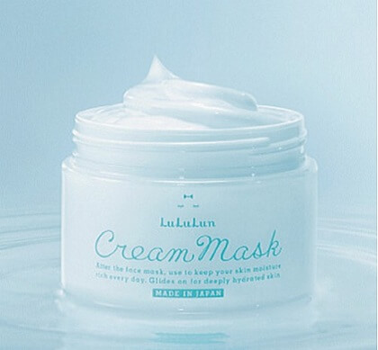 Lululun Nama Cream Mask