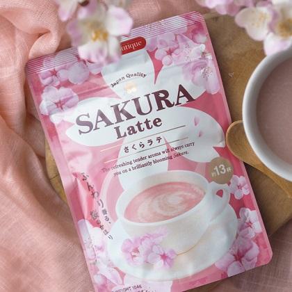 Tea Boutique Sakura Latte