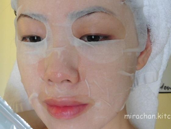 Cách sử dụng mặt nạ Lululun