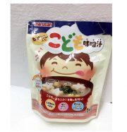 Súp Miso shiru cho bé ăn dặm từ 1 tuổi (3 phần súp)