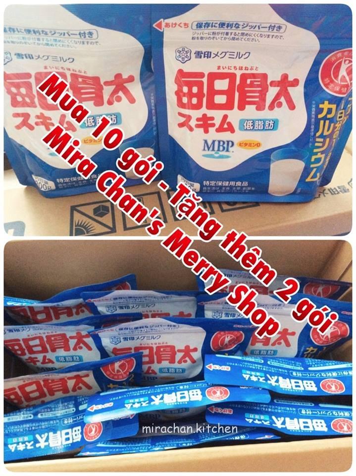 Sữa Canxi MBP MeguMiruku