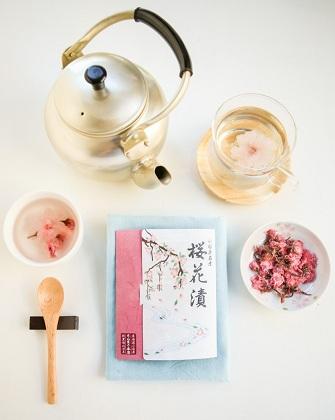 Hoa anh đào ngâm muối Sakura cha 100gr