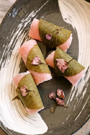 Mô tả Hoa anh đào ngâm muối Sakura cha 1kg