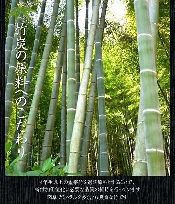 Tinh bột than tre Nhật Bản Takesumi 100gr