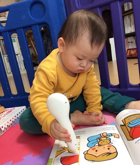 Phương pháp giúp bé tập nói và học ngoại ngữ