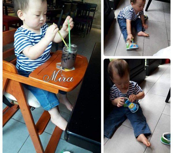 Cách giúp bé rèn luyện những nề nếp đầu tiên trong đời!