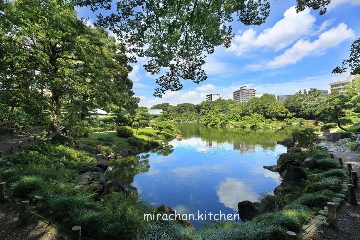 vườn Kiyosumi