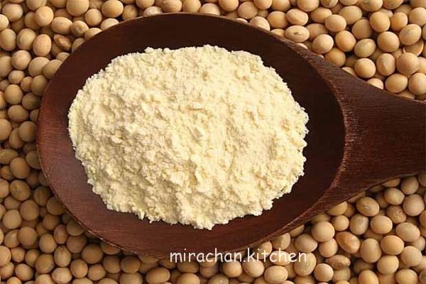 bột đậu nành Kinako