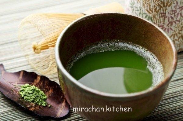 lợi ích của trà matcha