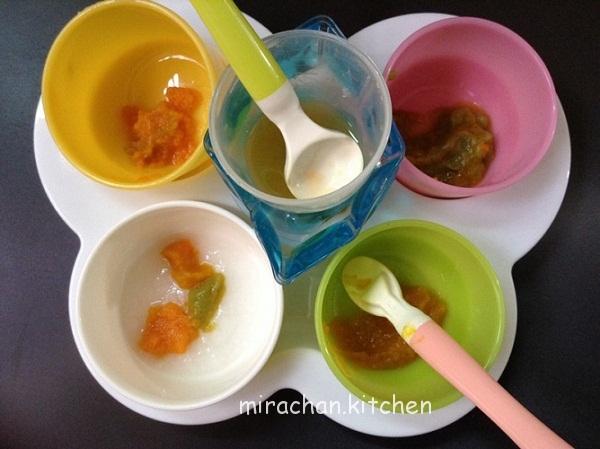 Những dụng cụ cần thiết khi áp dụng phương pháp ăn dặm của Nhật
